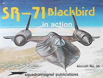 Aircraft in Action 1055: SR-71 Blackbird