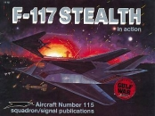 Aircraft in Action 1115: F-117 Stealth