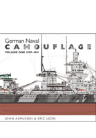 German Naval Camouflage Vol. 1: 1939-1941