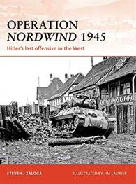 Osprey Campaign 223: Operation Nordwind - Hitler's last offensive in the West