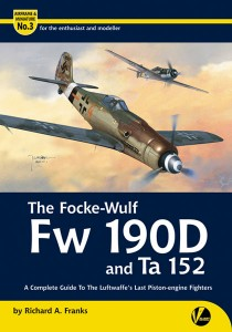 Airframe & Miniature 03: The Focke Wulf Fw 190D and Ta 152.