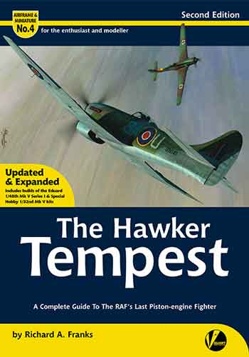 Airframe & Miniature 04: The Hawker Tempest.