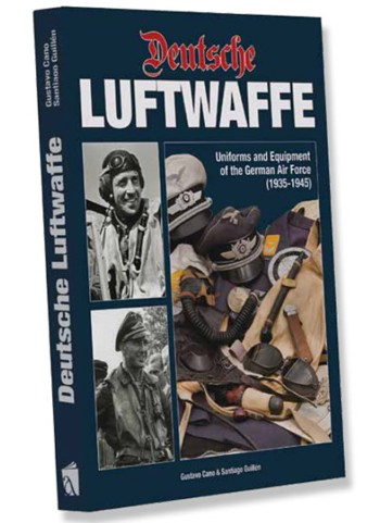Deutsche Luftwaffe. Uniforms and Equipment of the German Air Force (1939-1945).