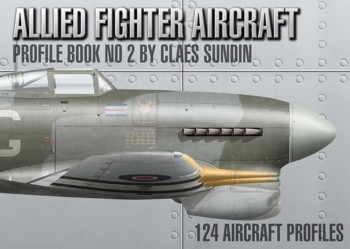 Allied Fighter Aircraft Profile Book No. 2.