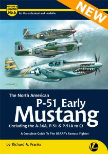 Airframe & Miniature 06: The North American P-51 Early Mustang A-36A, P-51 & P-51 Ato C.