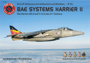 The BAE Systems Harrier II GR.9 and T.12 in the 21st Century (=FTM 002).