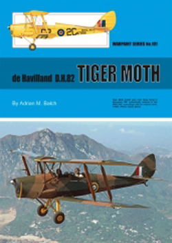 Warpaint No. 101: de Havilland D.H. 82 Tiger Moth.