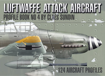 Luftwaffe Attack Aircraft Profile Book No. 4.