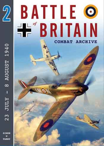 Battle of Britain Combat Archive 2: 23. July - 8. August