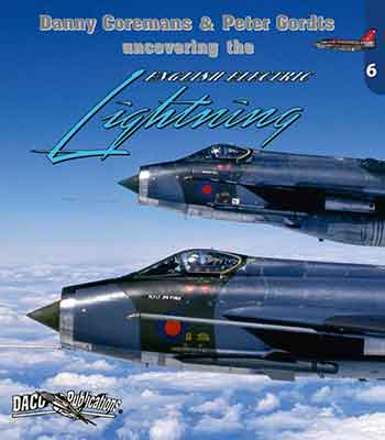 Uncovering the English Electric Lightning.
