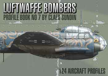 Luftwaffe Bombers Profile Book, No. 7.
