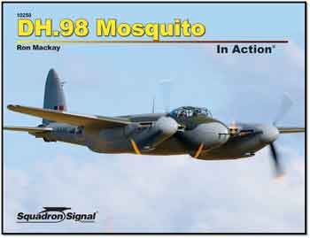Squadron Signal 10250: DH.98 Mosquito in Action