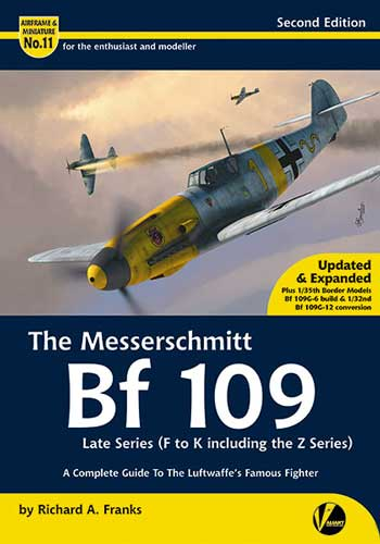 Airframe & Miniature No. 11: The Messerschmitt Bf 109 Late Series (F-K including the Z Series) -A Complete Guide To The Luftwaffe\'s Famous Fighter.