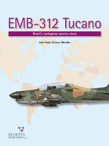 EMB-312 Tucano, Brazil's turboprop success story.