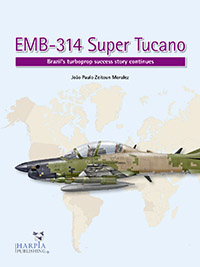 EMB-314 Super Tucano - Brazil's turboprop success story continues.