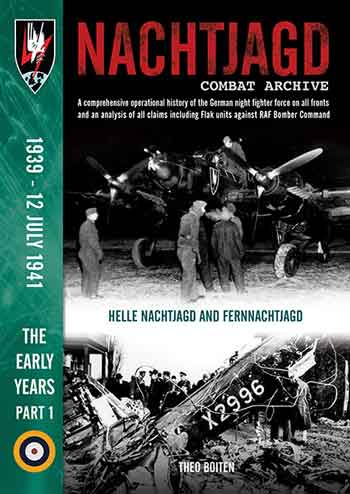 Nachtjagd Combat Archive The Early Years, pt. 1: 1939 - 12 July 1941.