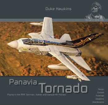 Panavia Tornado. Aircraft in Detail 05.