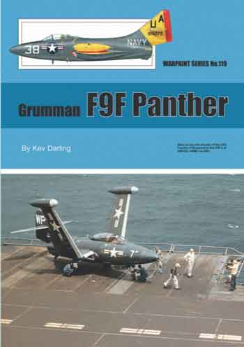 Warpaint No. 119: Grumman F9F Panther.