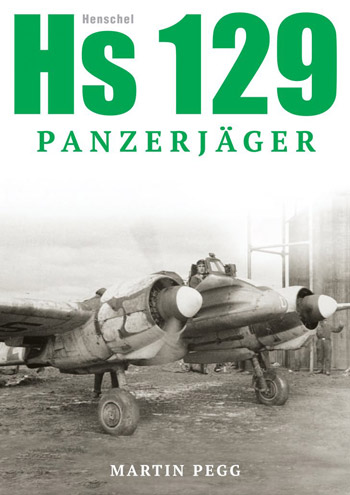 "Henschel HS 129 Panzerjäger. <font color=""#FF0000"" face=""Arial, Helvetica, sans-serif"">Expected to arrive August 2019!</font>"