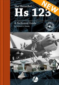 "Airframe Detail No. 7: The Henschel Hs 123 - A Technical Guide. <font color=""#FF0000"" face=""Arial, Helvetica, sans-serif"">Expected to arrive end of September 2019!</font>"