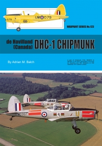 "Warpaint No. 123: De Havilland (Canada) DHC-1 Chipmunk. <font color=""#FF0000"" face=""Arial, Helvetica, sans-serif"">Expected to arrive about December 2019!</font>"