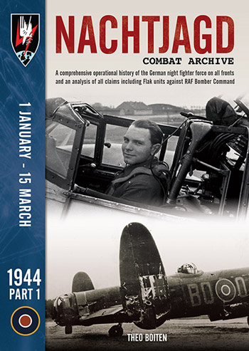 "Nachtjagd Combat Archive 1944, pt. 1: 1 January - 15 March. <font color=""#FF0000"" face=""Arial, Helvetica, sans-serif"">Expected to arrive December 2019!</font>"