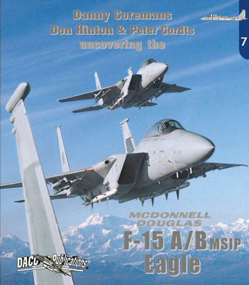 Uncovering the MDD F-15A/B MSIP Eagle.