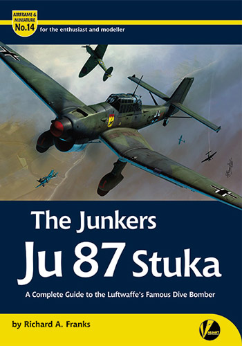 "Airframe & Miniature No. 14: Junkers Ju 87 Stuka. <font color=""#FF0000"" face=""Arial, Helvetica, sans-serif"">Expected to arrive mid/end of April 2020!</font>"