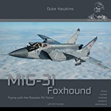 MiG-31 Foxhound. Aircraft in Detail 012.