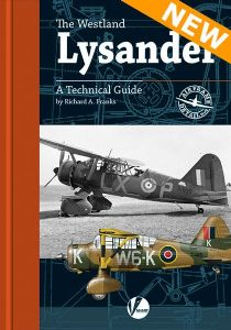 "Airframe Detail No. 9: The Westland Lysander. A Technical Guide. <font color=""#FF0000"" face=""Arial, Helvetica, sans-serif"">Expected to arrive about August 2020!!</font>"
