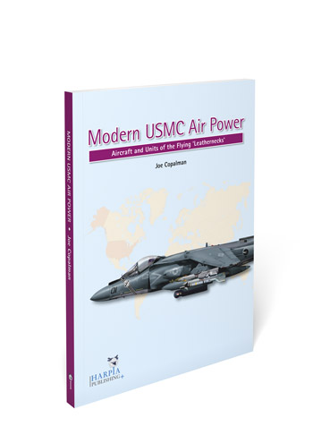 "Modern USMC Air Power | Aircraft and Units of the 'Flying Leathernecks"". <font color=""#FF0000"" face=""Arial, Helvetica, sans-serif"">Expected to arrive beginning of November 2020!</font>"