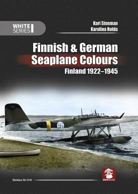 Finnish & German Seaplane Colors. Finnland 1922-1945