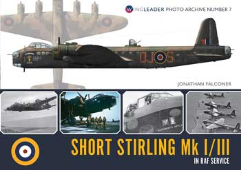 Short Stirling Mk I/III in RAF Service. Wingleader Photo Archive Number 7.