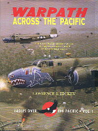 Warpath Across The Pacific - 345 Bomb Group