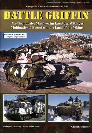 Tankograd Missions & Manoeuvres No. 7002: Battle Griffin - Mulitnational exercise in the land of the Vikings
