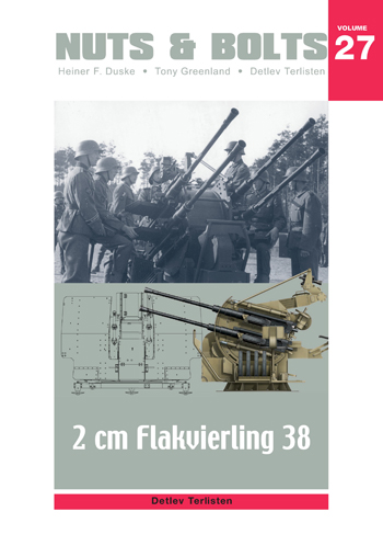 Nuts & Bolts Vol. 27: 2 cm Flakvierling 38
