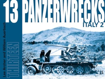 Panzerwrecks 13 - German  Armour 1944-45: Italy 2.