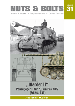 Nuts & Bolts Vol. 31: Marder II (SdKfZ 131).