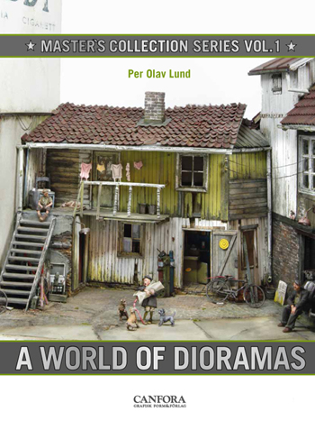 A World of Dioramas - Master's Collection Series Vol. 1.