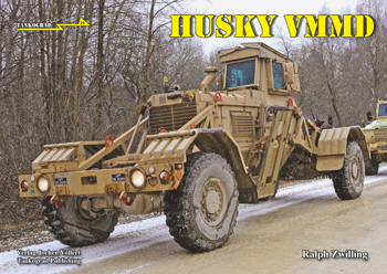 Tankograd in Detail: Fast Track No. 10: Husky VMMD US Vehicle-Mounted Mine Detector.
