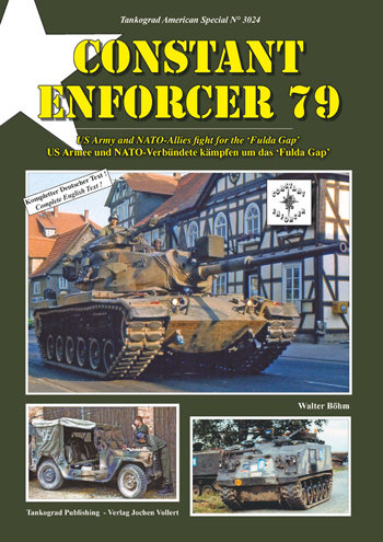 Tankograd American Special 3024: Constant Enforcer 79. US Army and NATO-Allies fight for the 'Fulda Gap'.