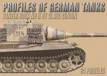 Profiles of German Tanks. Panzer Book II