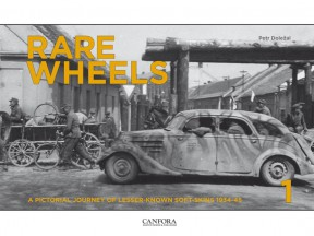 Rare Wheels, 1. A Pictorial Journey of Lesser- Known Soft-Skins 1934-45.