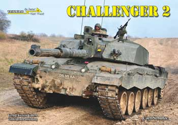 Tankograd in Detail: Fast Track No. 18: Challenger 2Britain\'s Main Battle Tank.