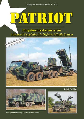 Tankograd American Special 3027: PATRIOT Advanced Capability Air Defence Missile System.