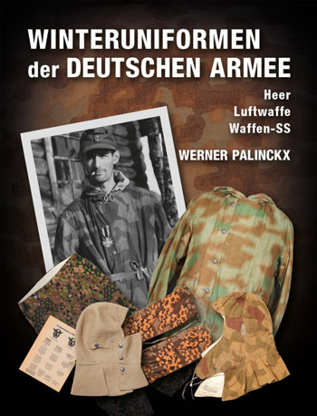 "Winteruniformen der deutschen Armee. Heer, Luftwaffe, Waffn-SS. <font color=""#FF0000"" face=""Arial, Helvetica, sans-serif"">Expected to arrive October 2019!</font>"