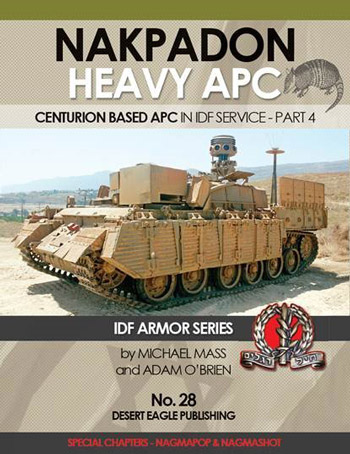 "Nakpadon Heavy APC. Centurion Based in ID F Service, pt. 4 (DEP 28). <font color=""#FF0000"" face=""Arial, Helvetica, sans-serif"">Expected to arrive mid/end of October 2019!</font>"