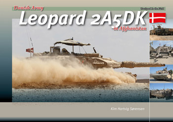 Danish Army Leopard 2A5 DK in Afghanistan.