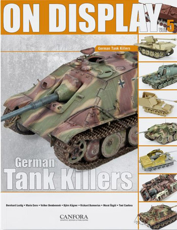 On Display, Vol. 5: German Tank Killers.