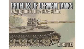 Profiles of German Tanks. Panzer Book No. III (65 Profiles).